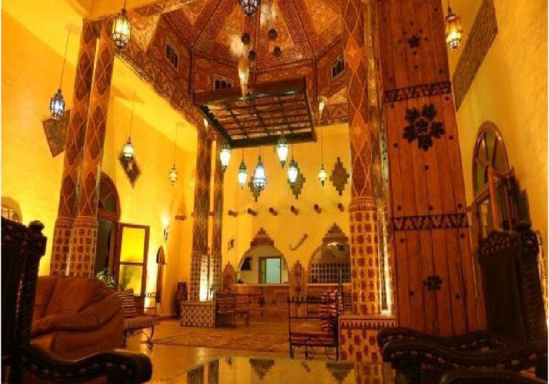 Kasbah Hotel Chergui en Erfoud  Destinia