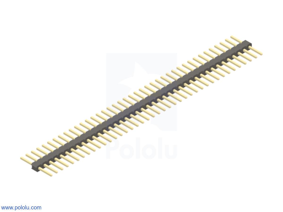 2 40 pin straight [ 1200 x 900 Pixel ]