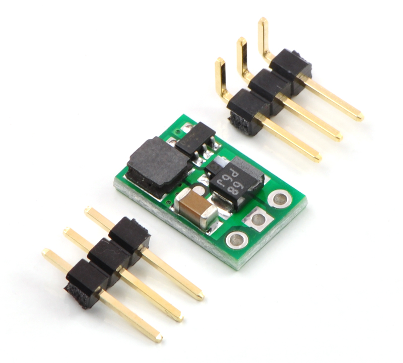 To Design A Compact High Efficiency 3 To 5 Volts Converter Circuit