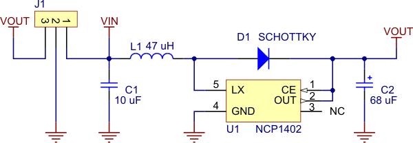 Boost Switching Regulator Circuit Diagram Tradeoficcom