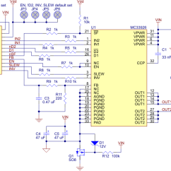 Usb 2 0 Wiring Diagram 2001 Nissan Frontier Parts Pololu - Mc33926 Motor Driver Carrier