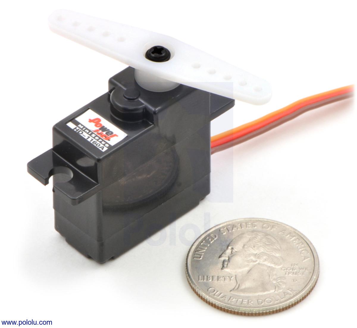 small resolution of power hd mini servo hd 1160a