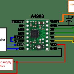 Generator Avr Circuit Diagram Wiring For Broan Bathroom Fan 步進馬達驅動-a4988 | Arduino