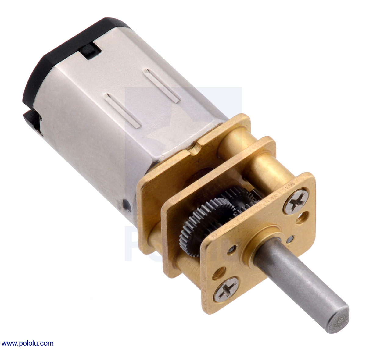 small resolution of 250 1 micro metal gearmotor mp 6v
