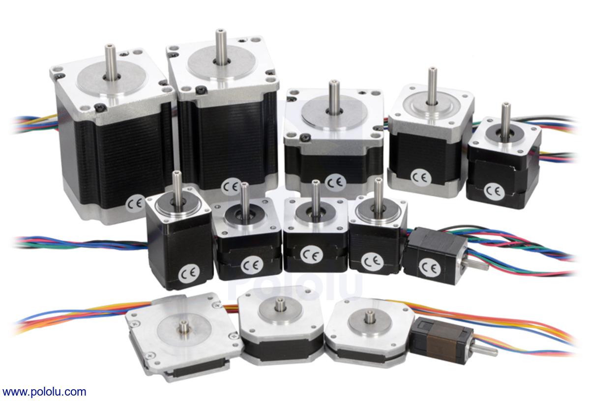 medium resolution of stepper motor applications
