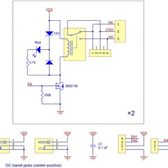 Carrier Wiring Diagram Cat6 Plug Pololu Basic 2-channel Spdt Relay For