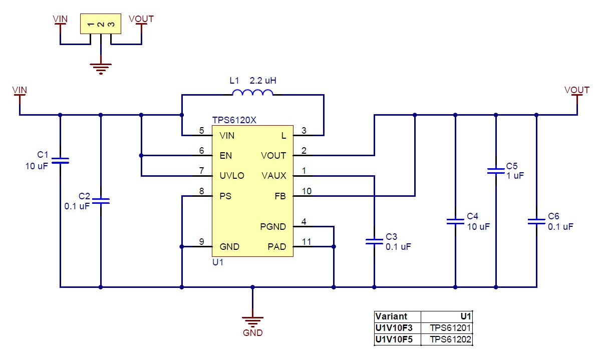 medium resolution of pololu step up voltage regulator u1v10fx schematic diagram step voltage regulator schematic diagram