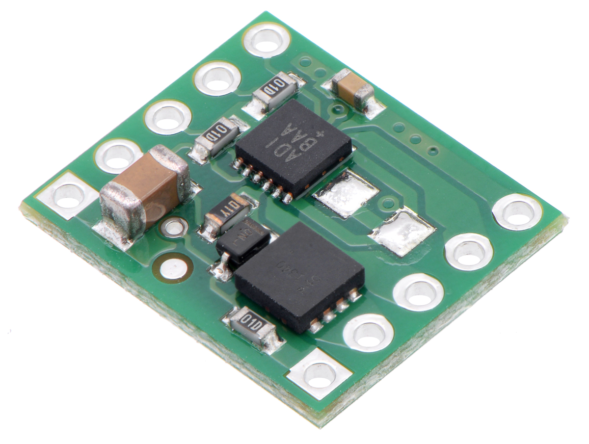 medium resolution of max14870 single brushed dc motor driver carrier