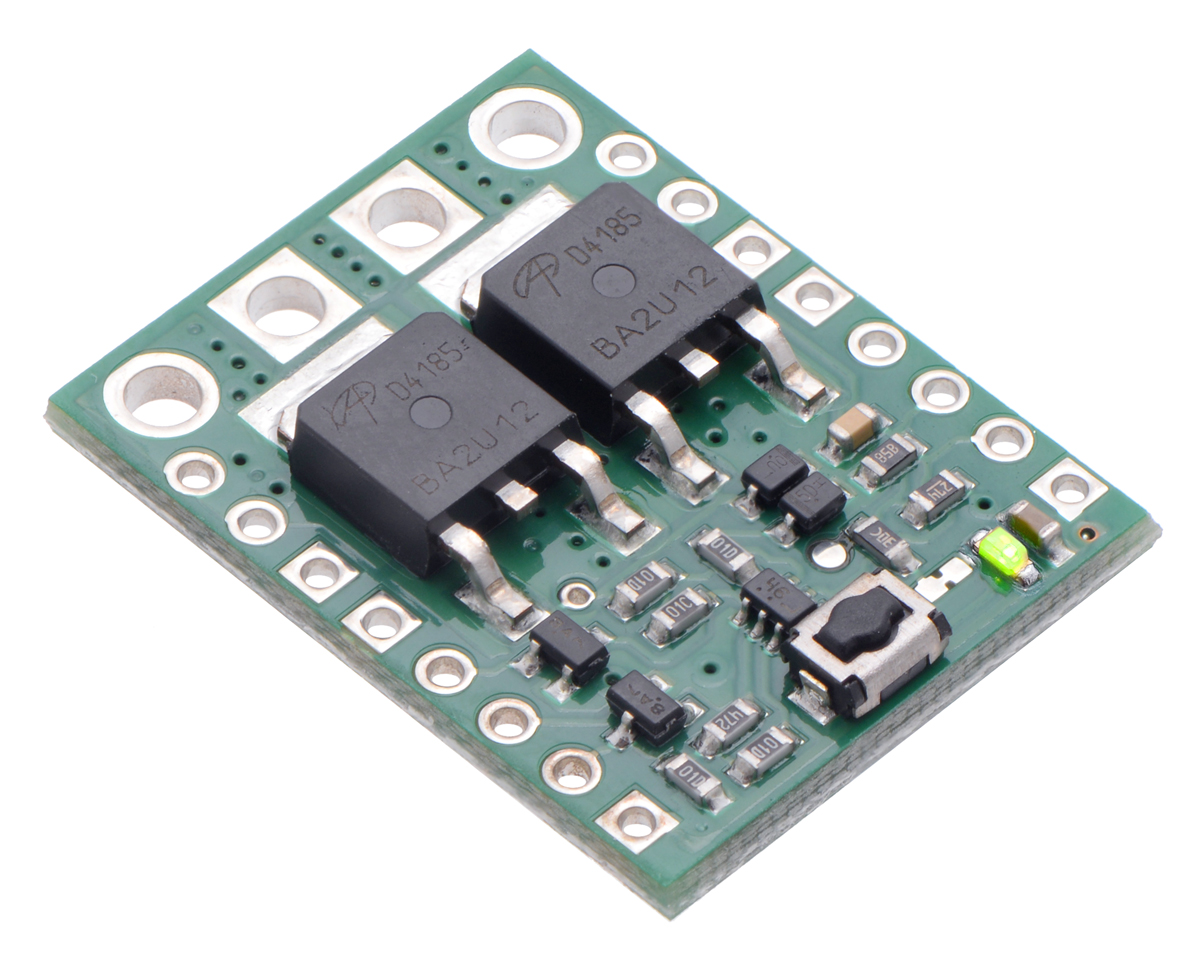 medium resolution of big pushbutton power switch with reverse voltage protection mp