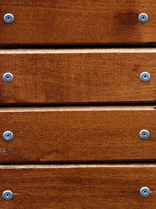 wood rivets