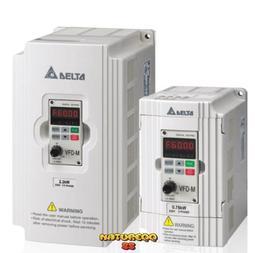 臺達 變頻器 VFD-M 單相/三相 220V /VFD004M21A/VFD007M21A/VFD015M21A - 露天拍賣