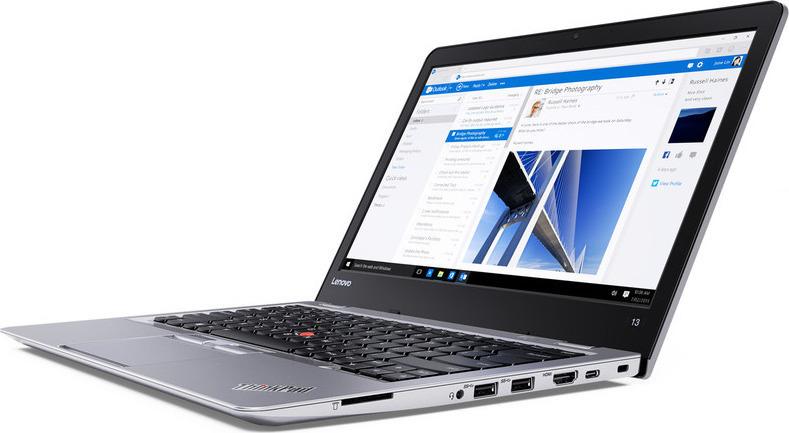 Lenovo ThinkPad 13 2nd Gen (i7-7500U/16GB/512GB/FHD/W10) - Skroutz.gr