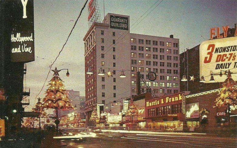 Take Two Vintage LA How Los Angeles Celebrated
