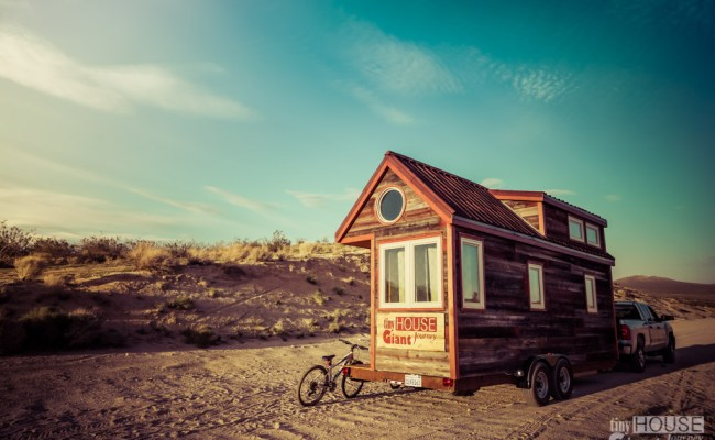 Take Two Slideshow The Tiny House Movement Comes To
