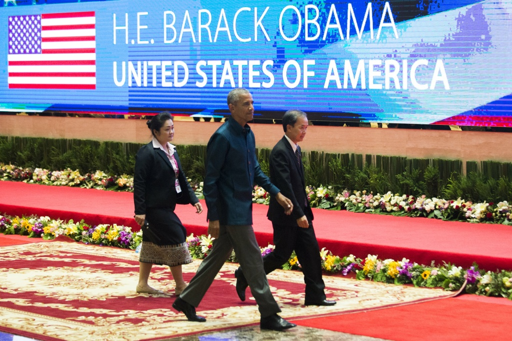 Image result for asean summit in laos 2016