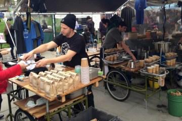 Photo: Food bikes