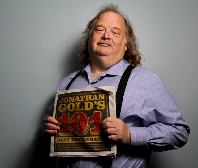 Beloved La Food Critic Jonathan Gold Dies At