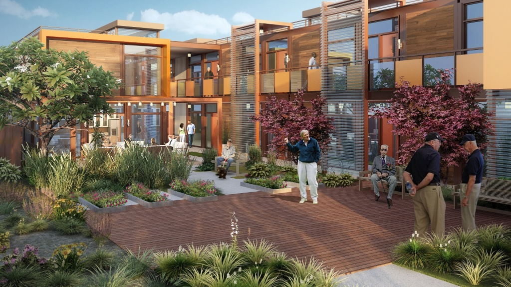 Slideshow Converting shipping containers into housing for