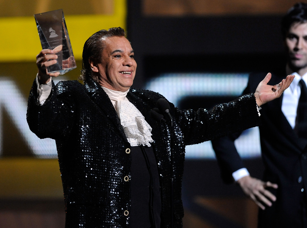 AirTalk  Audio Remembering Juan Gabriel as a man who transcended Mexicos machismo culture