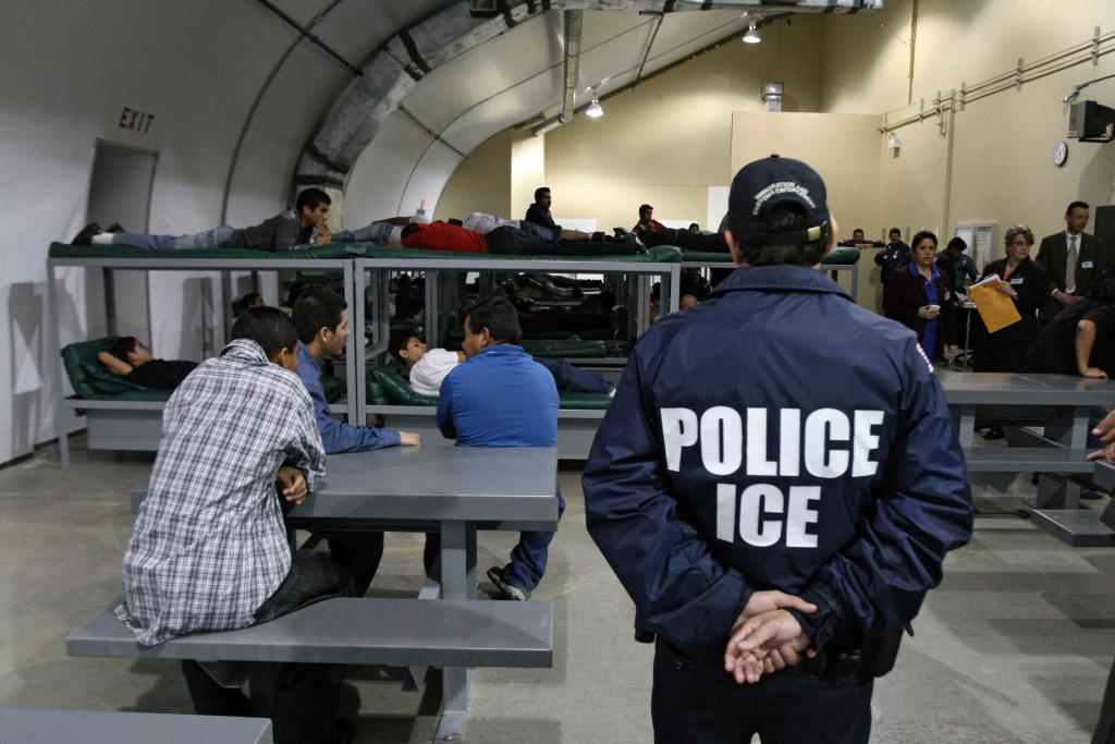 AirTalk  Audio Mayor Garcetti former ICE agent weigh