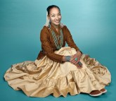 Native American Navajo Traditional Dresses