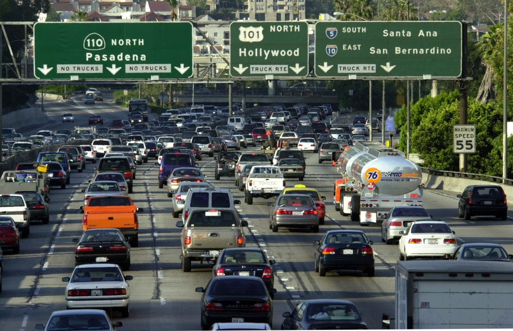 Image result for los angeles traffic