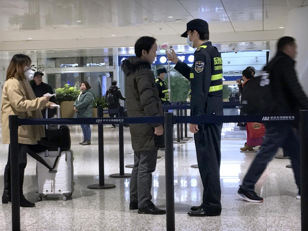 Can Airport Screening Help Stop The Spread Of Wuhan Coronavirus ...