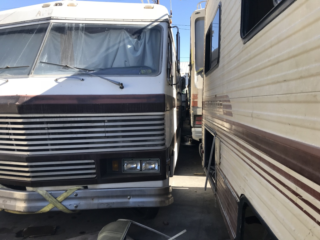 Can't Afford An Apartment In Los Angeles? Rent An Rv
