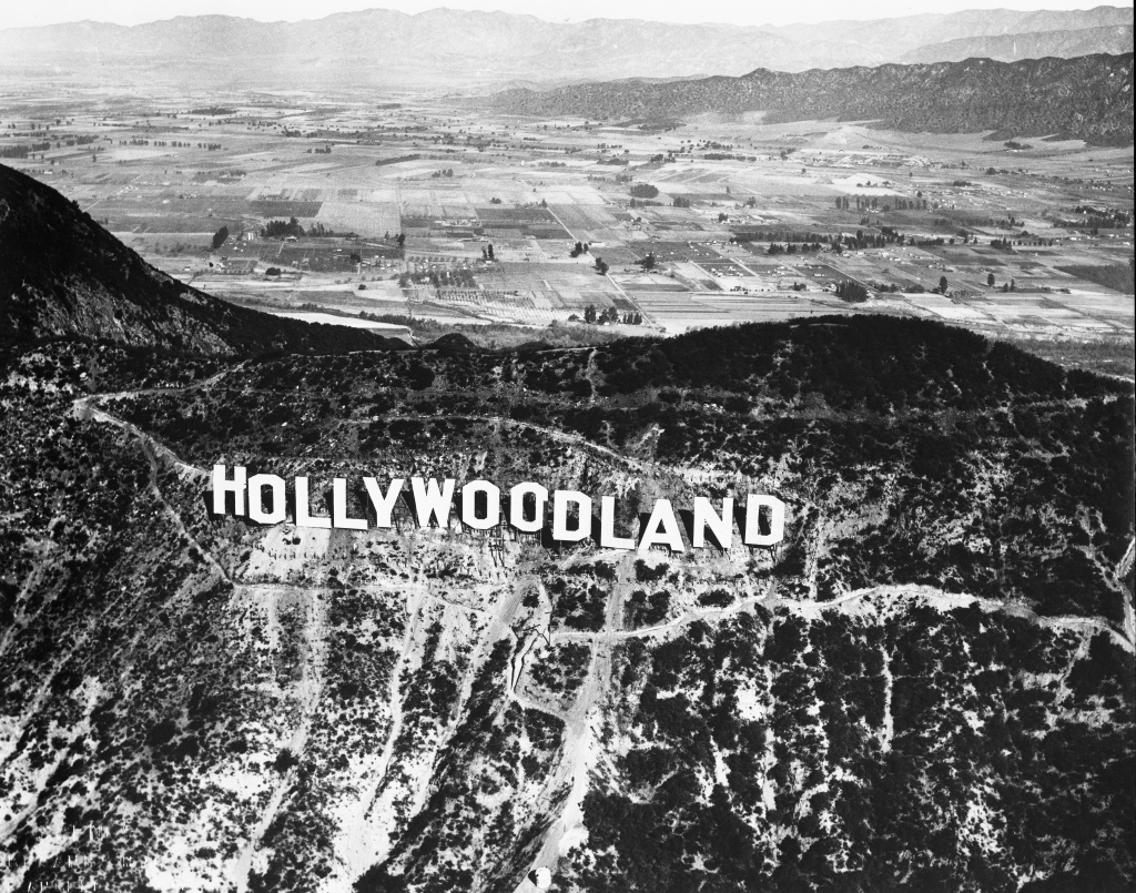 Off Ramp 174 The Hollywood Sign Still Turning Heads At 90