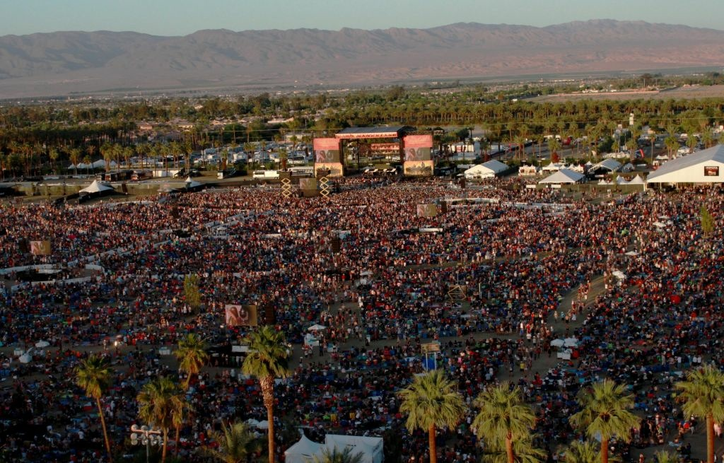 Stagecoach country music festival rocks SoCal but