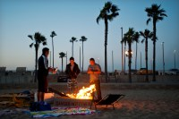 Take Two | Are beach fire pits hazardous to your health ...