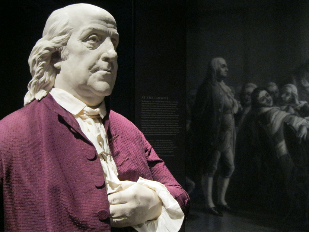 Bowers Museum Opens Exhibit About Ben Franklin