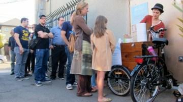 Photo: Food bike