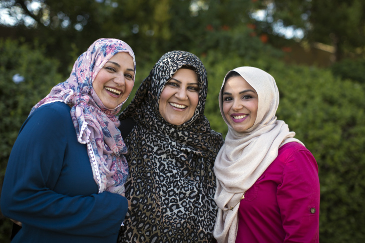 Climate Of Fear Has Some Muslim Women Making Difficult