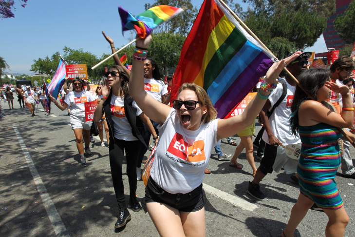 Get ready for the 44th LA gay pride weekend  893 KPCC