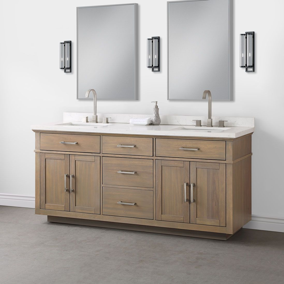 Mission Hills Bathroom Vanity Reviews Image Of Bathroom And Closet