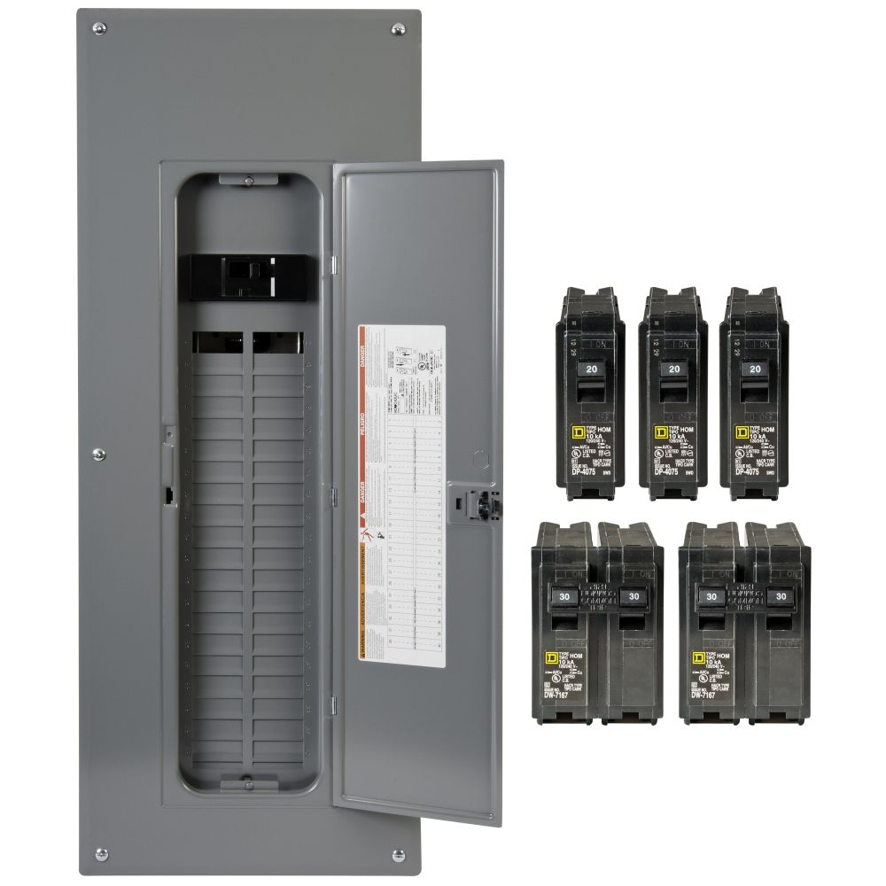 medium resolution of square d homeline load centers and circuit breakers are designed for fast installation reliability and superior circuit protection
