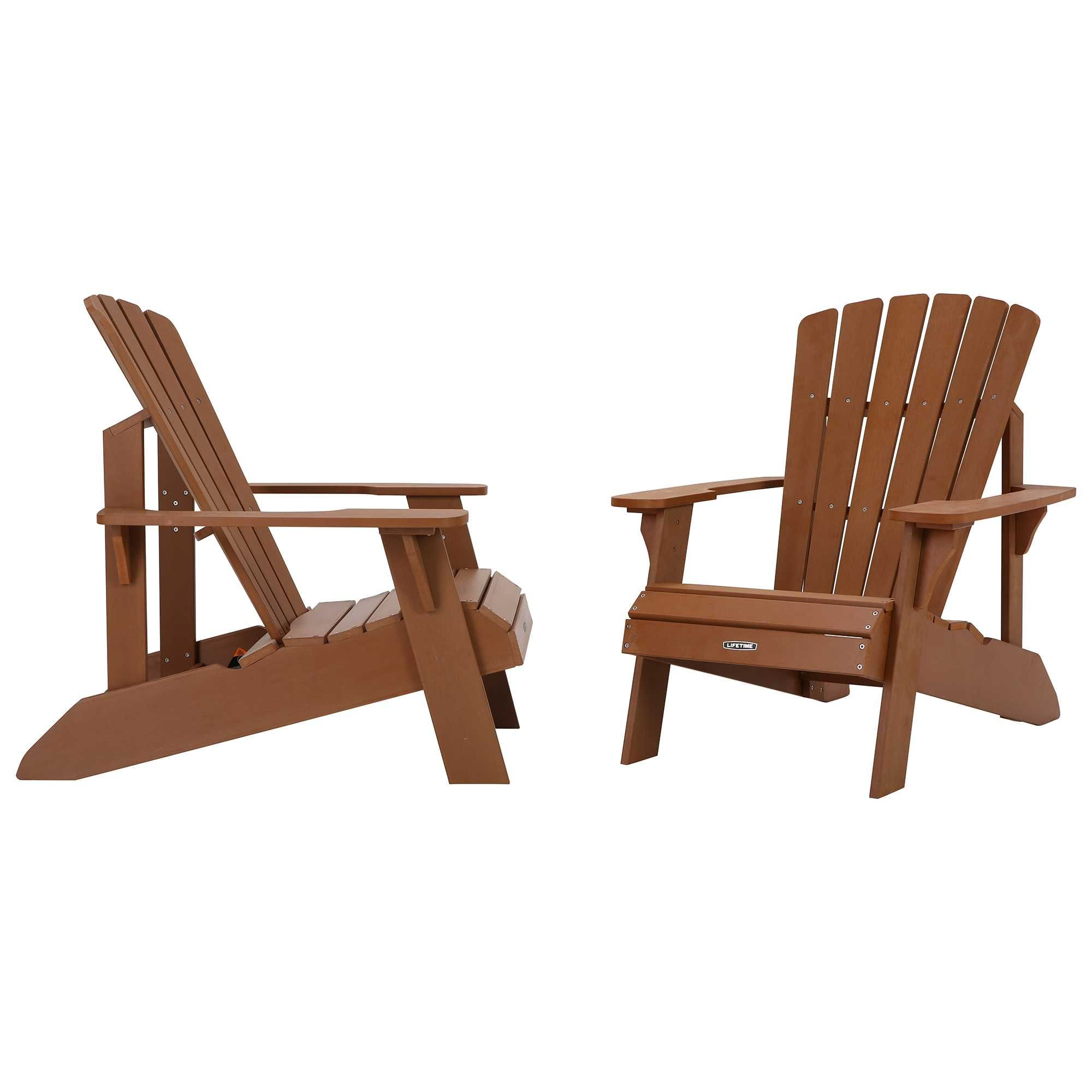 Lifetime Adirondack Chair Heavy Duty Plastic Adirondack Chairs