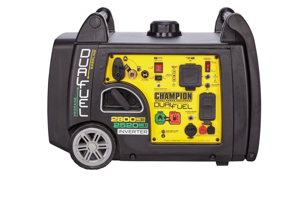 medium resolution of champion dual fuel 2800wt running 3100wt peak digital inverter generator electric start rv ready parallel capable carb epa certified low decibels