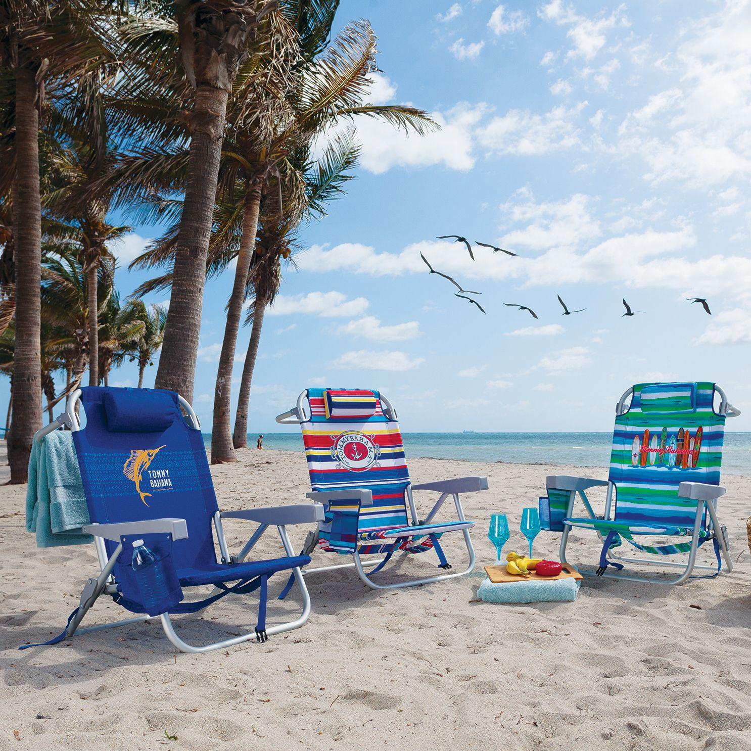 tommy bahama backpack beach