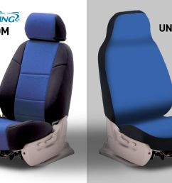there is no such thing as a one size fits all seat cover if you want superb fit coverking s fully custom made seat cover is the clear choice  [ 1800 x 1238 Pixel ]