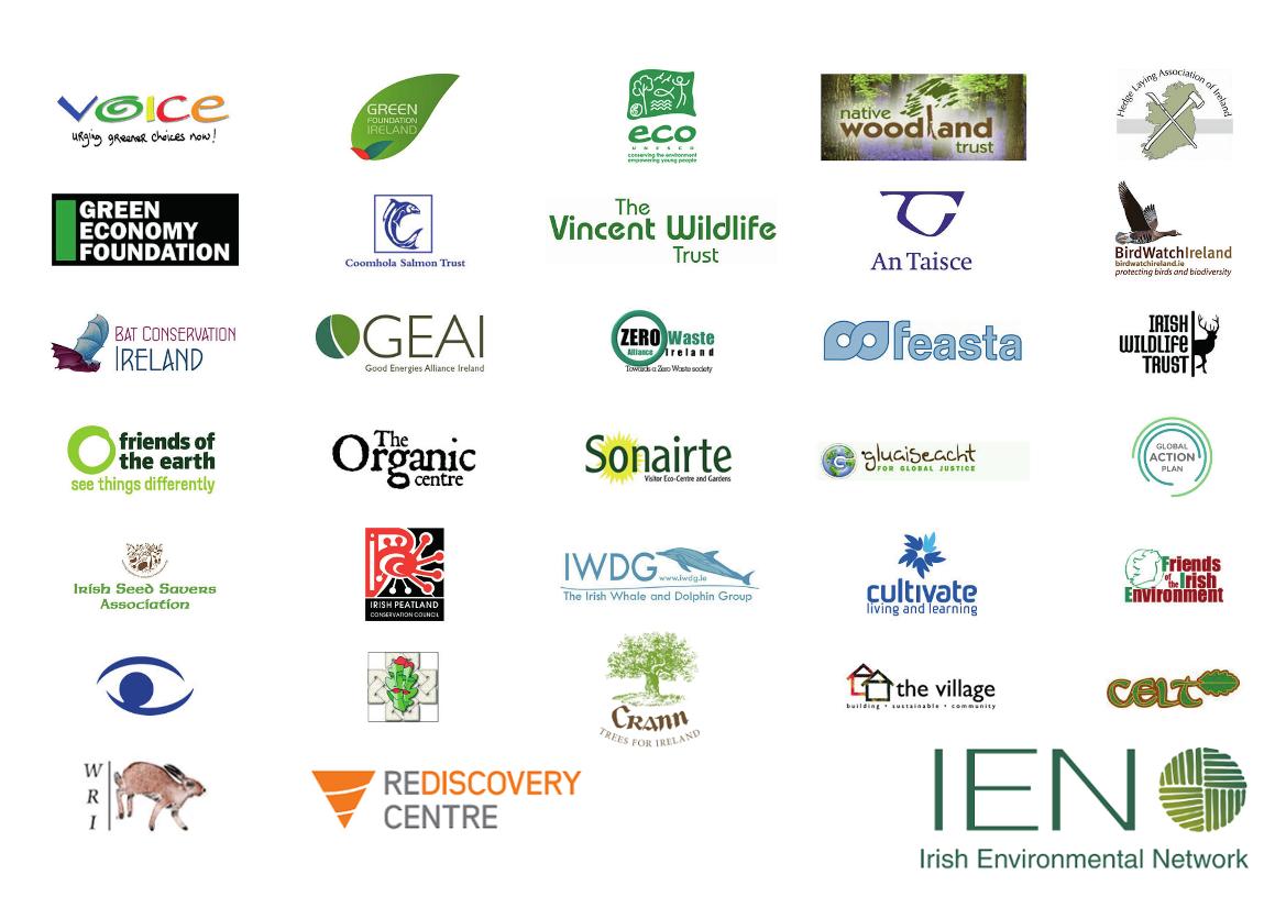 Nature and Environmental NGO's | Dublin Bay Biosphere