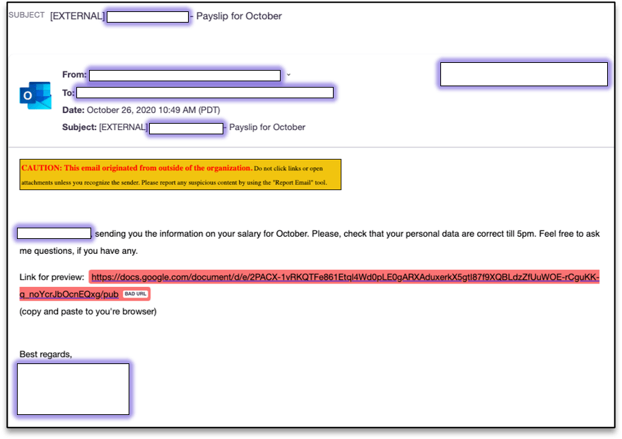 payslip scam email.