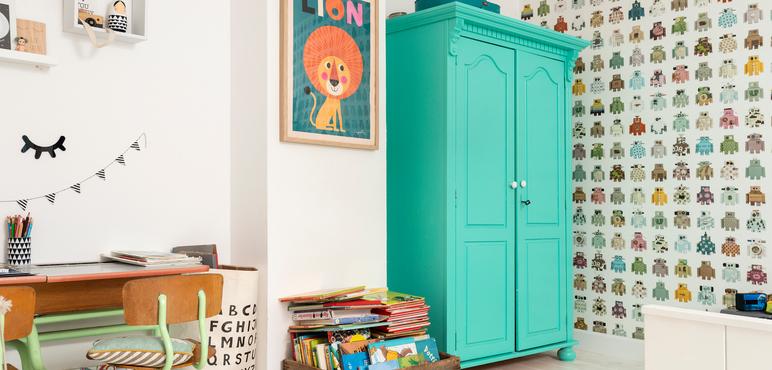 renover une vieille armoire reparez