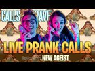 We prank call Psychics, Pigeon Enthusiast and a Twitter Thot Meltdown!