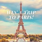 Kick Off The New Year With A Trip For Two To Paris! {US} (12/31/18)