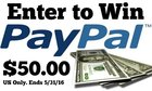 Enter to Win $50.00 Paypal Cash! - Sincerely, Mindy - U.S. - ends 05/31/2016