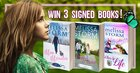 Win a $25 Amazon OR Apple Gift Card + 3 signed books from Melissa Storm! {WW} (12/03/2018)
