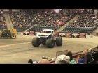 Kamikaze Monster Truck Freestyle - Monster Nationals - Corbin, KY / 2-16-19