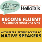 VIP Access to Native German Speakers for Practice Anytime